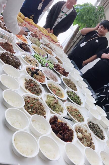 金方时代网站建设公司厨艺大赏活动